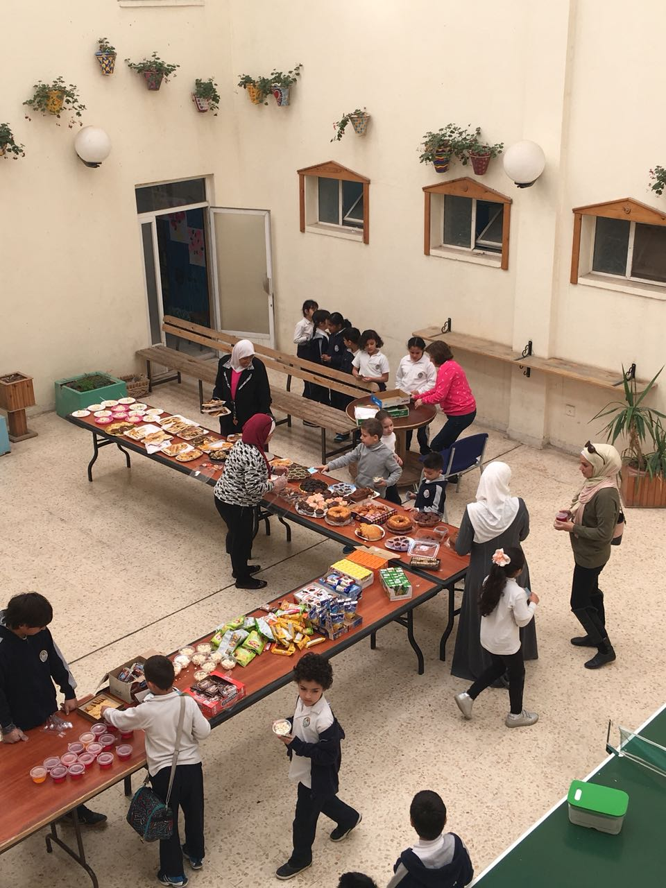 Bake Sale for King Hussein Cancer Foundation
