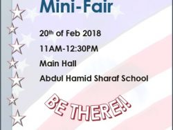 universities mini fair