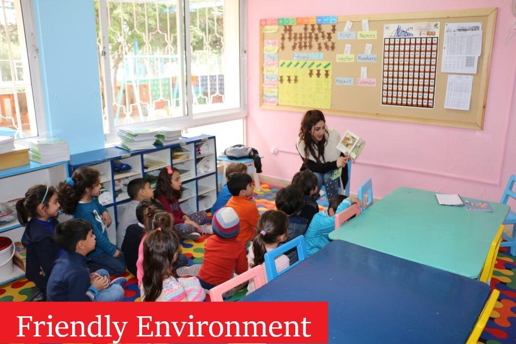 KG-Classrooms