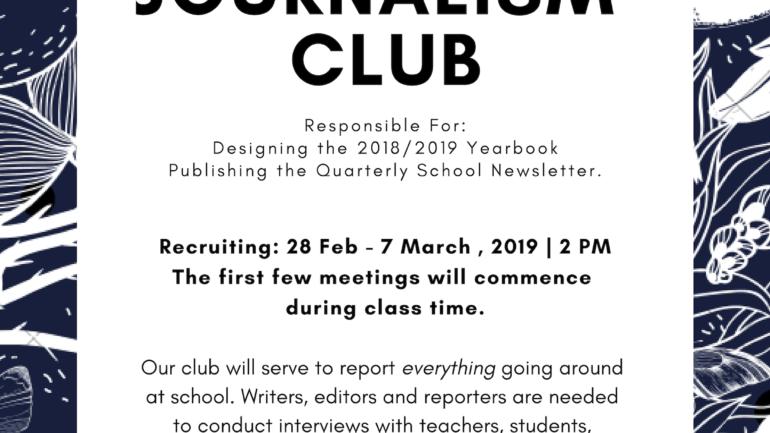 Yearbook + Newsletter Committee