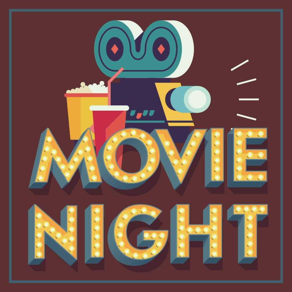 Spirit Week Activity 2: Movie Night