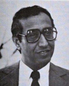 Portrait picture of Sharif Abd Al Hamid Sharaf